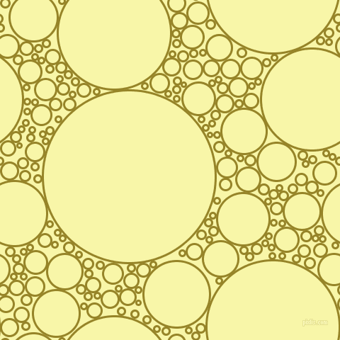 bubbles, circles, sponge, big, medium, small, 3 pixel line width, Lemon Ginger and Shalimar circles bubbles sponge soap seamless tileable