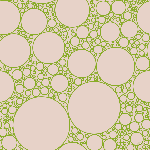 bubbles, circles, sponge, big, medium, small, 3 pixel line width, Limerick and Bizarre circles bubbles sponge soap seamless tileable