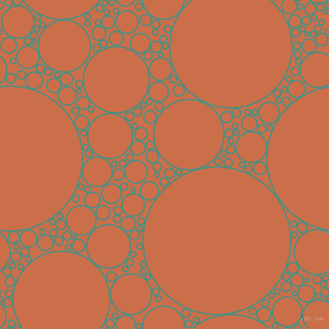 bubbles, circles, sponge, big, medium, small, 2 pixel line width, Lochinvar and Red Damask circles bubbles sponge soap seamless tileable