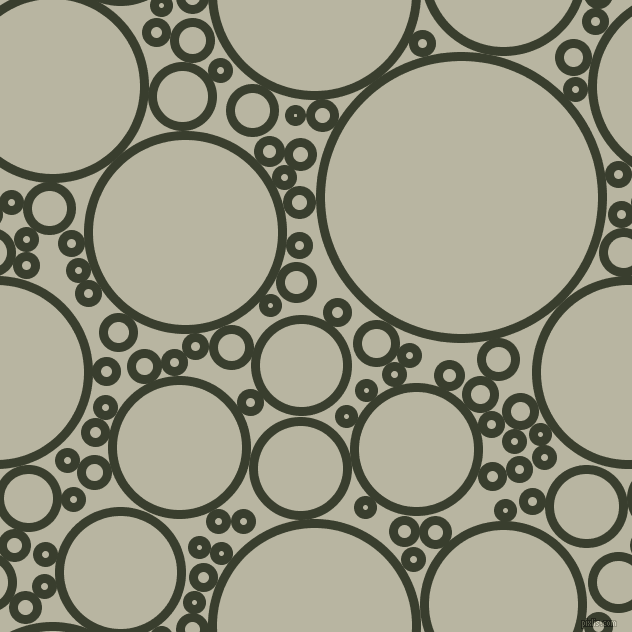 bubbles, circles, sponge, big, medium, small, 9 pixel line width, Log Cabin and Tana circles bubbles sponge soap seamless tileable