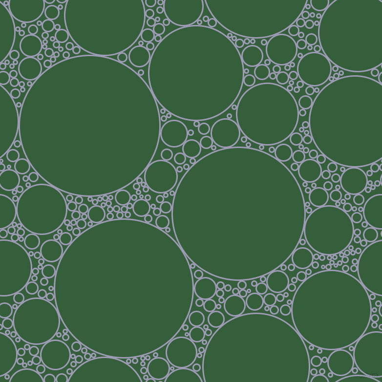 bubbles, circles, sponge, big, medium, small, 3 pixel line width, Logan and Hunter Green circles bubbles sponge soap seamless tileable