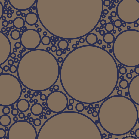 bubbles, circles, sponge, big, medium, small, 5 pixel line width, Lucky Point and Donkey Brown circles bubbles sponge soap seamless tileable