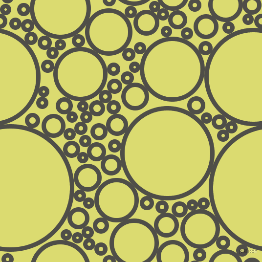 bubbles, circles, sponge, big, medium, small, 9 pixel line width, Merlin and Goldenrod circles bubbles sponge soap seamless tileable