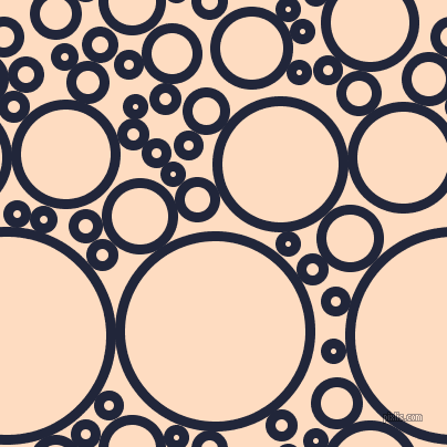 bubbles, circles, sponge, big, medium, small, 9 pixel line width, Midnight Express and Karry circles bubbles sponge soap seamless tileable