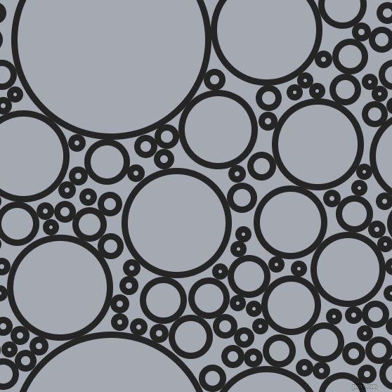 bubbles, circles, sponge, big, medium, small, 9 pixel line width, Nero and Mischka circles bubbles sponge soap seamless tileable
