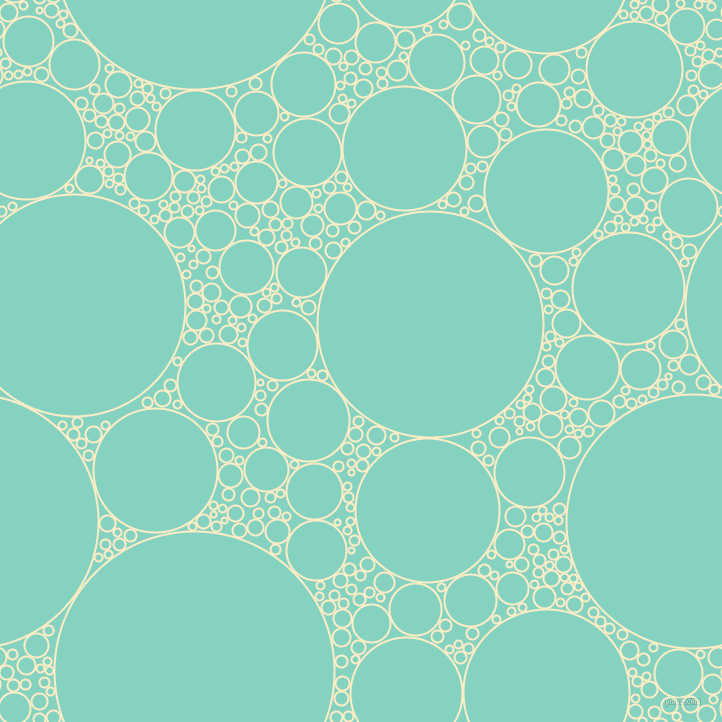 bubbles, circles, sponge, big, medium, small, 2 pixel line width, Oasis and Bermuda circles bubbles sponge soap seamless tileable