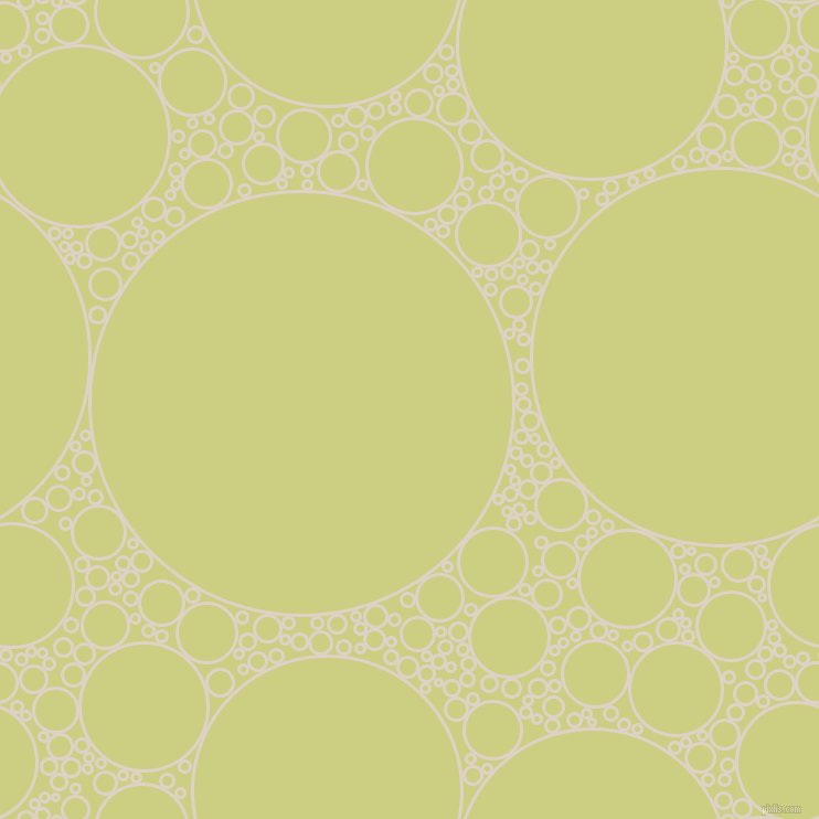 bubbles, circles, sponge, big, medium, small, 3 pixel line width, Pearl Bush and Deco circles bubbles sponge soap seamless tileable