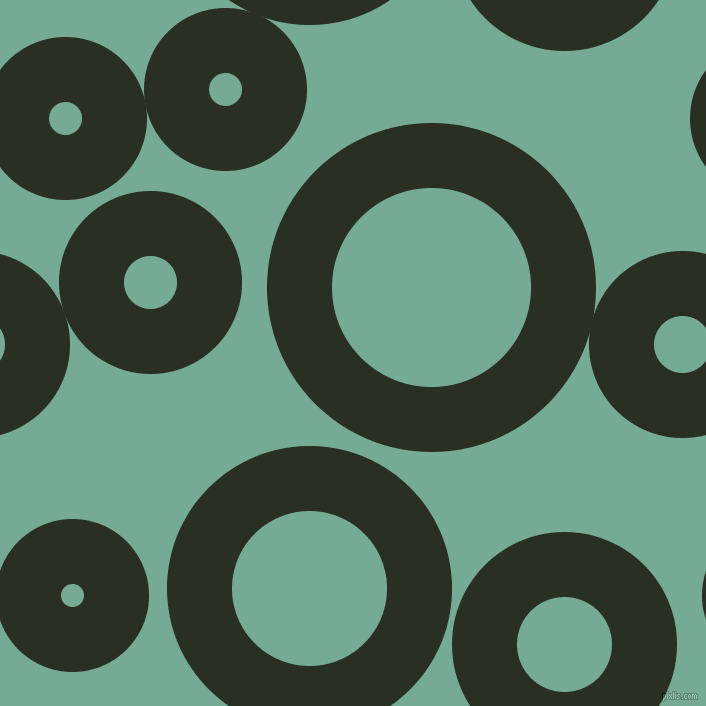 bubbles, circles, sponge, big, medium, small, 65 pixel line width, Pine Tree and Acapulco circles bubbles sponge soap seamless tileable