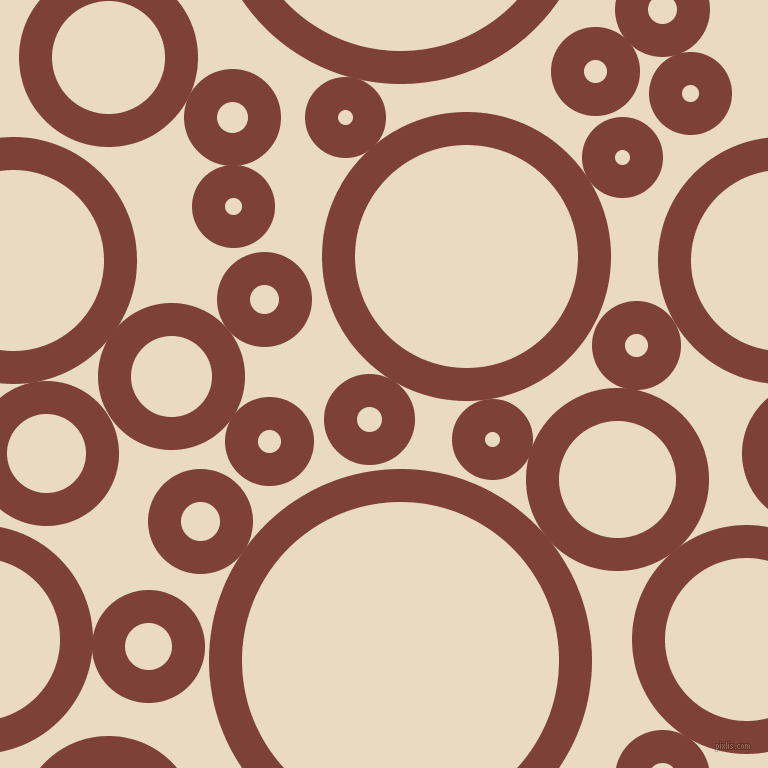 bubbles, circles, sponge, big, medium, small, 33 pixel line width, Red Robin and Solitaire circles bubbles sponge soap seamless tileable
