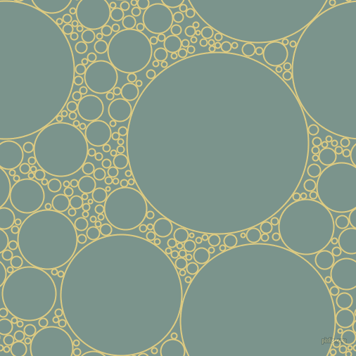 bubbles, circles, sponge, big, medium, small, 2 pixel line width, Sandwisp and Granny Smith circles bubbles sponge soap seamless tileable