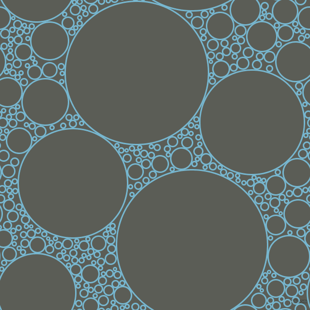 bubbles, circles, sponge, big, medium, small, 3 pixel line width, Seagull and Chicago circles bubbles sponge soap seamless tileable