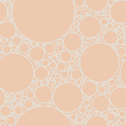 bubbles, circles, sponge, big, medium, small, 3 pixel line width, Snow Drift and Desert Sand circles bubbles sponge soap seamless tileable