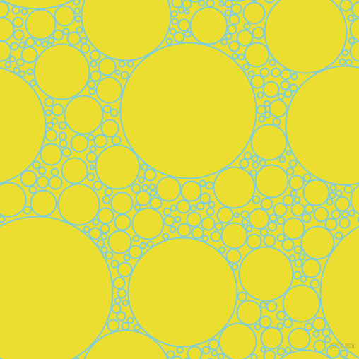 bubbles, circles, sponge, big, medium, small, 2 pixel line width, Spray and Golden Fizz circles bubbles sponge soap seamless tileable