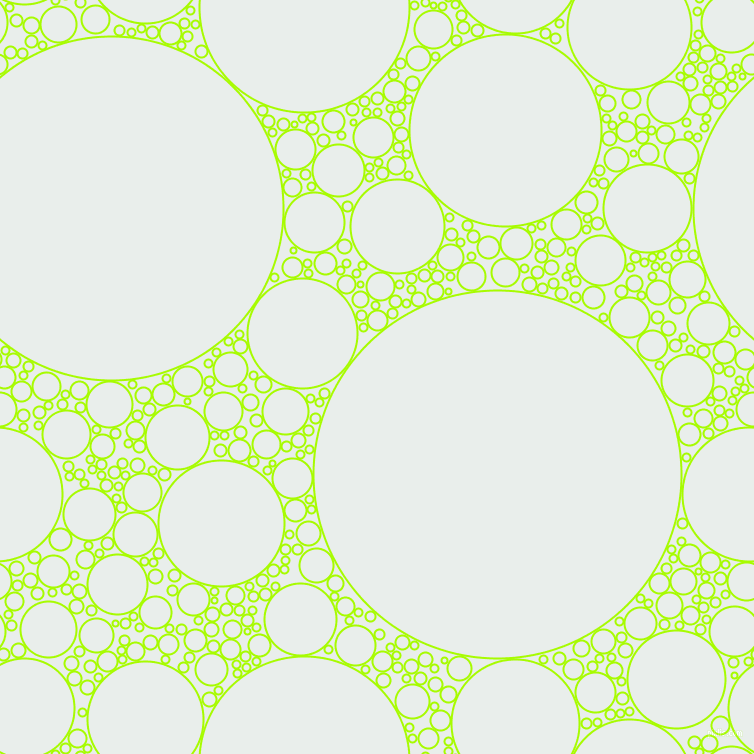 bubbles, circles, sponge, big, medium, small, 2 pixel line width, Spring Bud and Lily White circles bubbles sponge soap seamless tileable