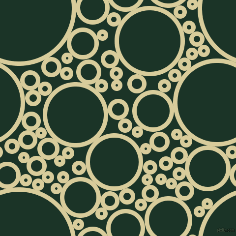 bubbles, circles, sponge, big, medium, small, 9 pixel line width, Tahuna Sands and Cardin Green circles bubbles sponge soap seamless tileable