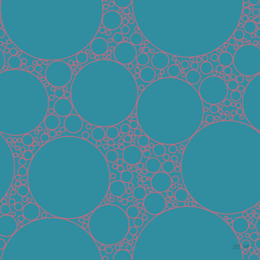 bubbles, circles, sponge, big, medium, small, 2 pixel line width, Tapestry and Scooter circles bubbles sponge soap seamless tileable