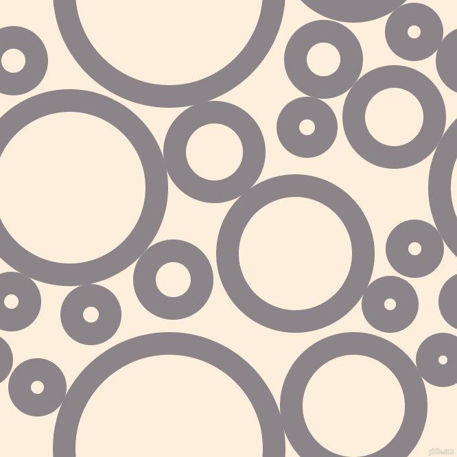 bubbles, circles, sponge, big, medium, small, 33 pixel line width, Taupe Grey and Forget Me Not circles bubbles sponge soap seamless tileable