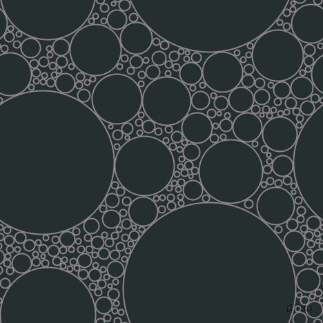 bubbles, circles, sponge, big, medium, small, 2 pixel line width, Taupe Grey and Swamp circles bubbles sponge soap seamless tileable