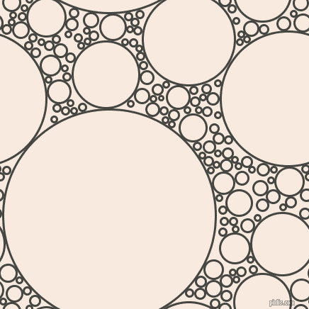 bubbles, circles, sponge, big, medium, small, 3 pixel line width, Tuatara and Chardon circles bubbles sponge soap seamless tileable