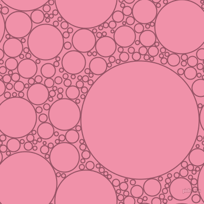 bubbles, circles, sponge, big, medium, small, 2 pixel line width, Vin Rouge and Mauvelous circles bubbles sponge soap seamless tileable