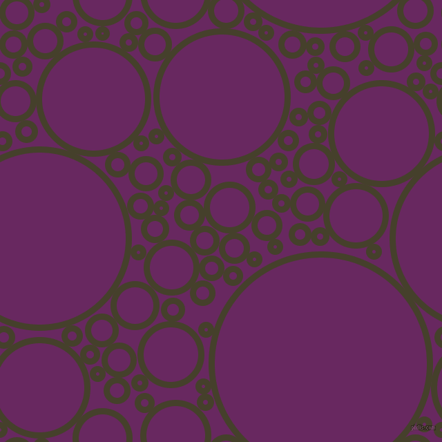 bubbles, circles, sponge, big, medium, small, 9 pixel line width, Woodrush and Palatinate Purple circles bubbles sponge soap seamless tileable