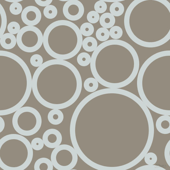 bubbles, circles, sponge, big, medium, small, 17 pixel line width, Zumthor and Heathered Grey circles bubbles sponge soap seamless tileable