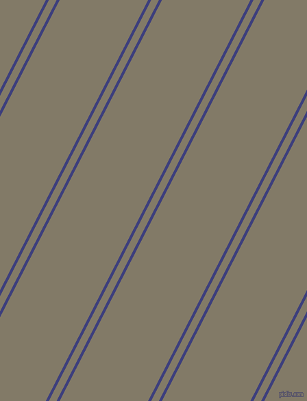 63 degree angles dual stripes line, 4 pixel line width, 10 and 115 pixels line spacing, dual two line striped seamless tileable