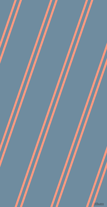 71 degree angle dual stripe lines, 7 pixel lines width, 10 and 91 pixel line spacing, dual two line striped seamless tileable