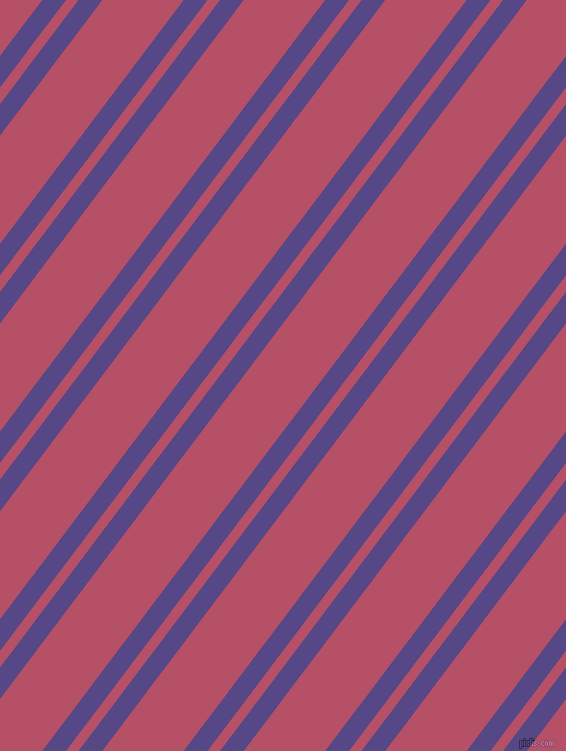53 degree angles dual stripe line, 19 pixel line width, 10 and 65 pixels line spacing, dual two line striped seamless tileable