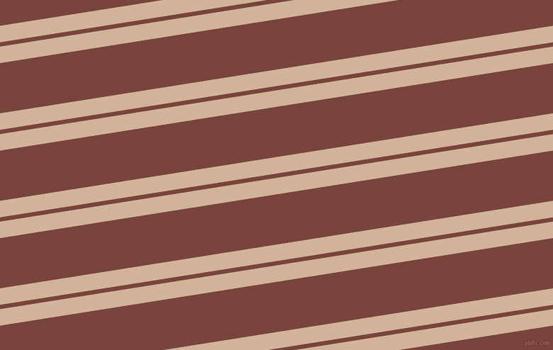 9 degree angle dual stripes line, 23 pixel line width, 6 and 70 pixel line spacing, dual two line striped seamless tileable