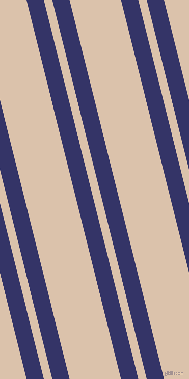 104 degree angles dual stripes line, 33 pixel line width, 16 and 98 pixels line spacing, dual two line striped seamless tileable