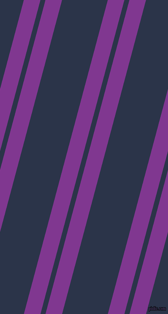 75 degree angles dual striped line, 33 pixel line width, 10 and 91 pixels line spacing, dual two line striped seamless tileable