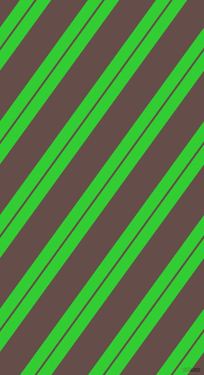 54 degree angles dual stripe lines, 24 pixel lines width, 4 and 61 pixels line spacing, dual two line striped seamless tileable