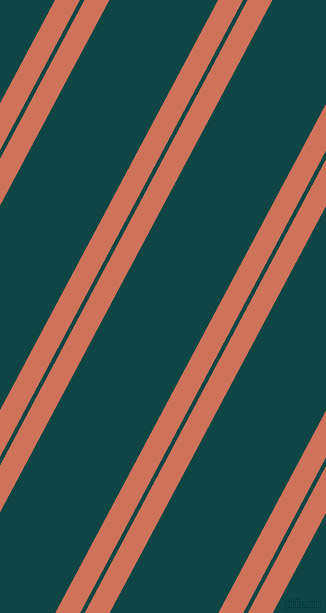 62 degree angle dual stripes lines, 22 pixel lines width, 4 and 96 pixel line spacing, dual two line striped seamless tileable