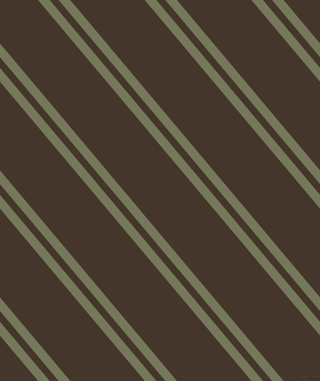 130 degree angles dual striped lines, 18 pixel lines width, 14 and 116 pixels line spacing, dual two line striped seamless tileable
