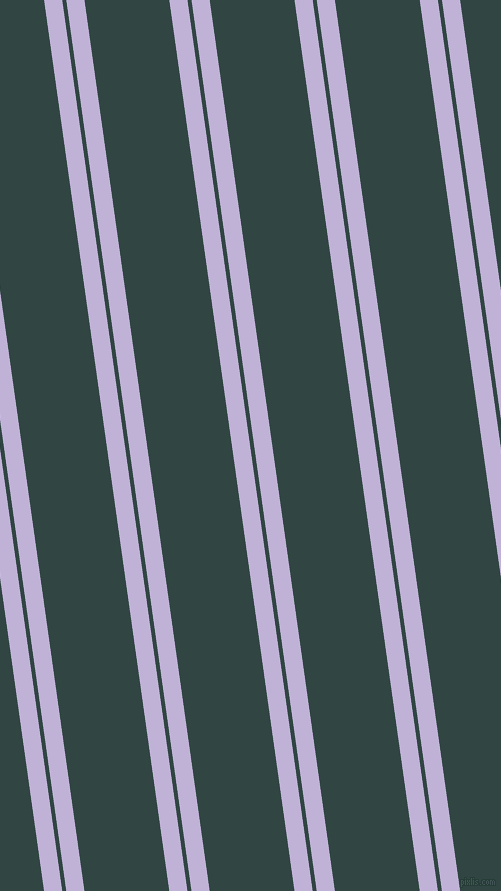 98 degree angle dual striped line, 18 pixel line width, 4 and 84 pixel line spacing, dual two line striped seamless tileable