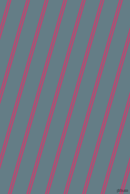 74 degree angle dual stripes lines, 5 pixel lines width, 2 and 45 pixel line spacing, dual two line striped seamless tileable