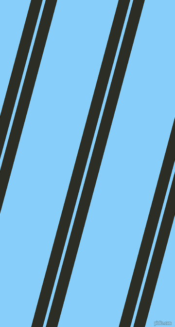 75 degree angles dual striped lines, 23 pixel lines width, 6 and 122 pixels line spacing, dual two line striped seamless tileable