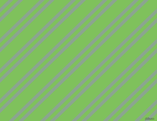 44 degree angles dual stripe lines, 13 pixel lines width, 14 and 46 pixels line spacing, dual two line striped seamless tileable