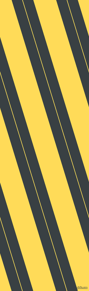 107 degree angles dual striped line, 34 pixel line width, 2 and 74 pixels line spacing, dual two line striped seamless tileable