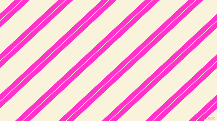 43 degree angles dual stripes line, 16 pixel line width, 2 and 65 pixels line spacing, dual two line striped seamless tileable