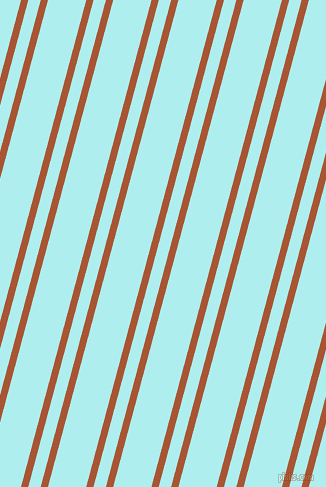 75 degree angles dual striped line, 7 pixel line width, 12 and 37 pixels line spacing, dual two line striped seamless tileable