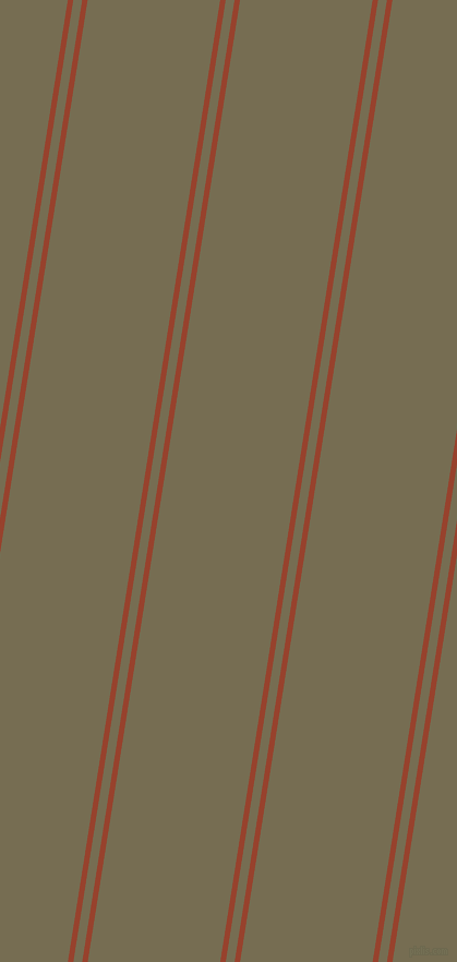 81 degree angle dual stripes line, 5 pixel line width, 8 and 120 pixel line spacing, dual two line striped seamless tileable