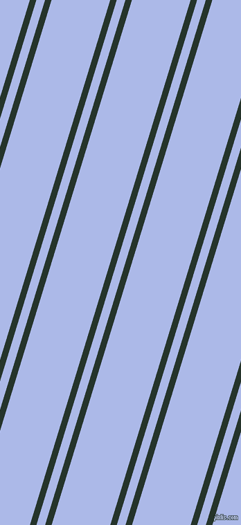 73 degree angles dual stripe lines, 9 pixel lines width, 12 and 81 pixels line spacing, dual two line striped seamless tileable