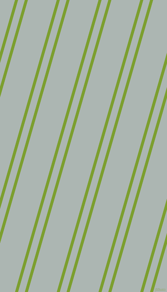 74 degree angles dual stripes lines, 10 pixel lines width, 22 and 94 pixels line spacing, dual two line striped seamless tileable