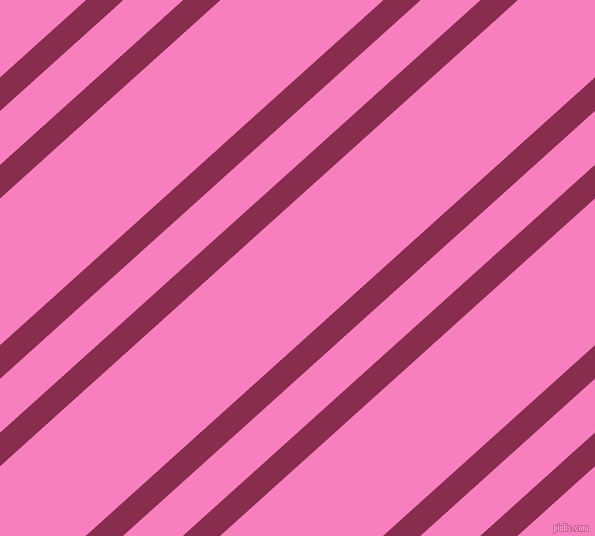42 degree angle dual stripe line, 25 pixel line width, 40 and 109 pixel line spacing, dual two line striped seamless tileable