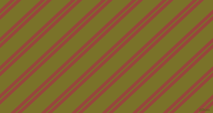 43 degree angles dual stripes line, 11 pixel line width, 4 and 45 pixels line spacing, dual two line striped seamless tileable