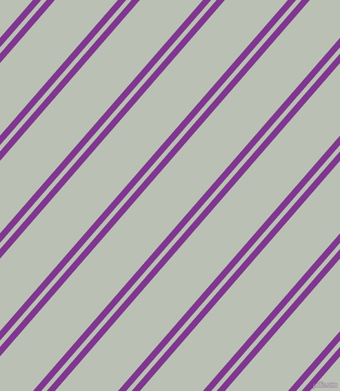 49 degree angle dual stripe lines, 9 pixel lines width, 6 and 69 pixel line spacing, dual two line striped seamless tileable