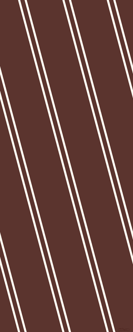 105 degree angles dual stripe lines, 7 pixel lines width, 14 and 114 pixels line spacing, dual two line striped seamless tileable