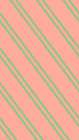 127 degree angles dual stripes lines, 8 pixel lines width, 12 and 62 pixels line spacing, dual two line striped seamless tileable